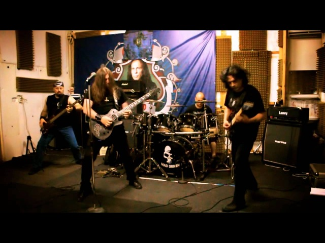 Black Sabbath - Paranoid (cover by MadDriven)