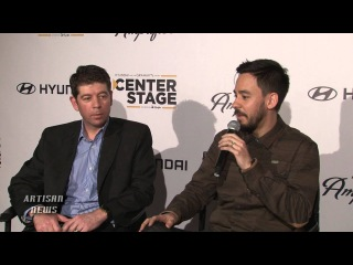 LINKIN PARK MIKE SHINODA TAKES CENTER STAGE WITH GRAMMYS TO FIND TALENT