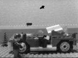 Машинка из LEGO Creator