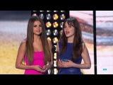 Zooey Deschanel Presenting Award at TCA 2012 (22.07.12)