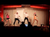 Gangnam Style. (Vologda)