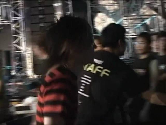 Seo Taiji - ETP FEST '04 - 03. Backstage 1 [Live]