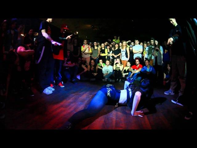 Trash Night Party by ULEY FAM SEXY R'N'B BATTLE 1 2