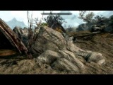 Skyrim - Mods 5 - Forsworn Retexture, Nude Females (blurred out)