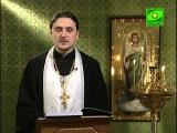 Читаем Евангелие вместе с Церковью. 12 января 2013 года. Трости надломленной не переломит