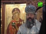 Митрополит Кирилл отслужил в монастыре на Ганиной Яме