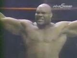 Bob Sapp Vs Butterbean (Sumo как думаете что победит мышцы или жир)