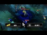 Highlights from NaVi vs Alliance (Game 3) @ XMG Captains Draft Invitational