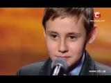 Имитация звуков от Кирилла - Україна має талант-6 / В Украине есть таланты - Кастинг в Донецке
