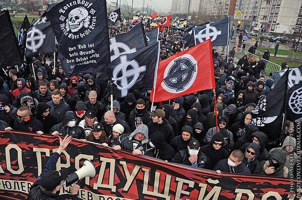 Россия за фашистов