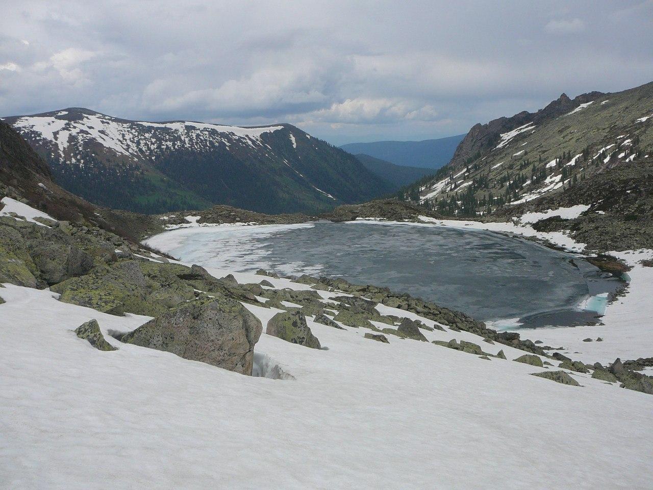 Озеро Северное. Фото: Константин Бураков