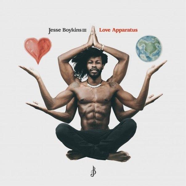 Jesse Boykins III - Love Apparatus (2014)
