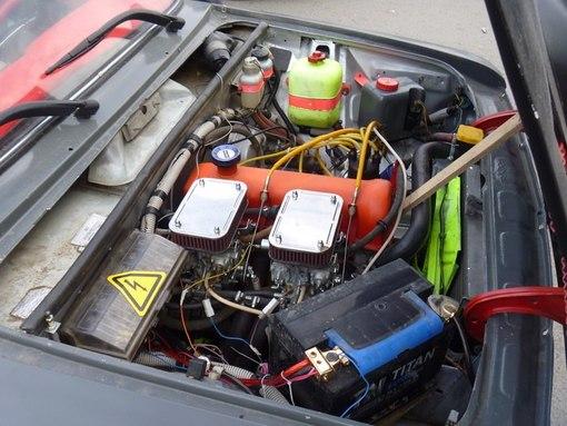 Ваз 2106 тюнинг двигателя своими руками фото