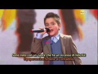 Il Rap del Peperoncino - Lo Zecchino d'Oro 2011 - con sottotitoli