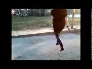 ▼Как я...▼ Танцую драм степ №3 by Milk(Артём бумага)