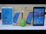 Samsung Galaxy Tab Pro 8.4: Unboxing & Review / Английский обзор