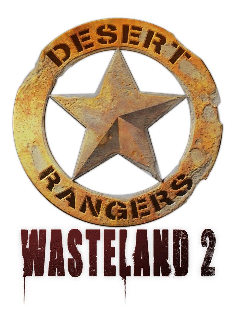 Wasteland 2 logo, coverart, логотип, картинка
