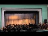 P Tchaikovsky Concert №1part2 Conductor Madat Kudaibrganov Soloist Behruz Nematov