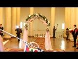 Невеста разделась в загсе))