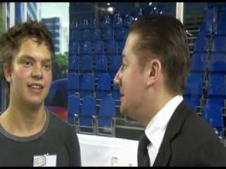 Время Настольного Хоккея. Интервью с О.Дмитриченко
