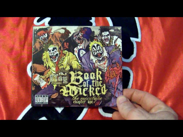 DJ Clay Book Of The Wicked The Mixxtape Chapter One 2010
