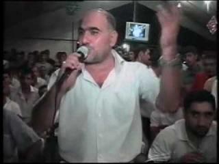 Lenkeran toyu - Elshen Xezer vs Namiq Mena - Shairi shirin kelamnan taniyillar