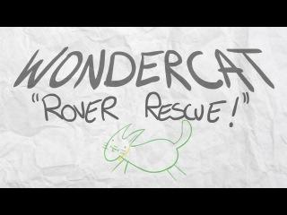 Чудо Кот - Спасение Бродяги!