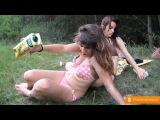 Пьянищие девки