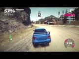 Forza Horizon - Rally Expansion Геймплей - Уровень 2 (Subaru Impreza)