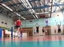 Поздравление юных волейболистов с победами / 07.03.2013