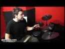 DEMO ALESIS DM6 USB KIT: BATTERIA ELETTRONICA A PAD, TRIGGER, USB/MIDI