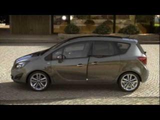 Opel Meriva 2010 / Опель Мерива 2010