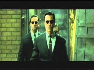 Клип к фильму Матрицу 2 Перезагрузка (The Matrix Reloaded)