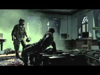 Call of Duty MW 3, ролик под Eminem