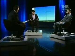 Интервью Камаля Эль-Занта на канале ТНВ Татарстан.mpg