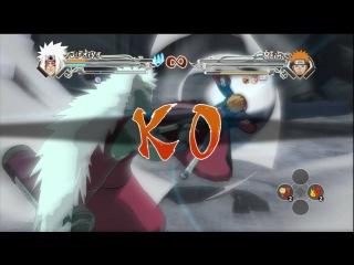 Naruto Shippuden Ultimate Ninja Storm Generations Story Mode Jiraya Part 2