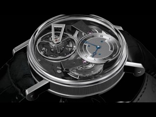 Breguet - Tourbillon with Fusee Chain Transmission