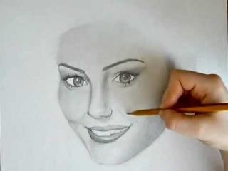 Как рисуют Фиби Тонкин!