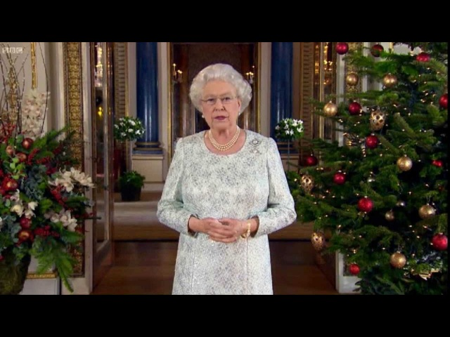 Queen Elizabeth II Christmas Message 2012 | The Queen's Christmas Message | Buckingham Palace HD