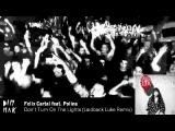 Felix Cartal - Don't Turn On The Lights feat. Polina (Laidback Luke Remix)