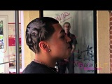 Einstein Haircut Art - Tech N9ne -