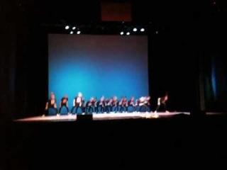 DanceAct Tantsustuudio - Igapäevaelu Koolitants 2012