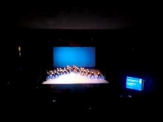 DanceAct Koolitants 2012