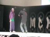 KENDRA BLACK MAMBA CREW  MC HIP HOP CONTEST 2010 RICCIONE