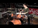 Gretsch Catalina Maple 7pc Amber Fade Drum Solo With Stephen Whitesides
