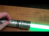 Kit Fisto Force FX Lightsaber with Removable Blade