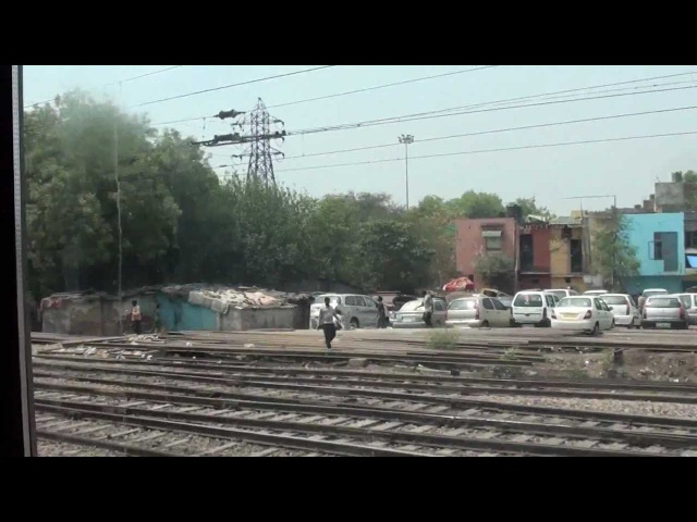 Onboard 12432 TVC Rajdhani Express (Part-I)