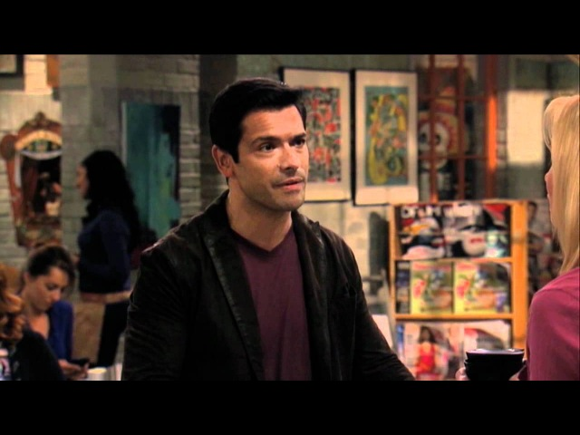 I HATE MY TEENAGE DAUGHTER - Set Visit with Mark Consuelos