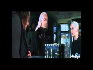 Draco, Lucius, and Narcissa: I'm Sorry I Can't Be Perfect
