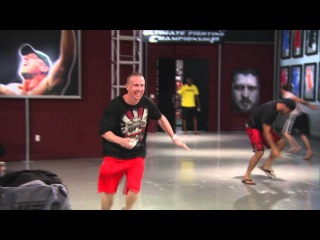 Ultimate Fighter Fridays: Dodgeball?!?